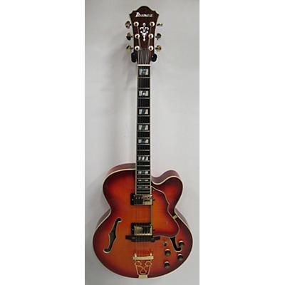 Ibanez AF155 AWB 12 02 Hollow Body Electric Guitar
