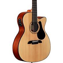 Open BoxAlvarez AF30CE Artist Series OM/Folk Acoustic-Electric Guitar