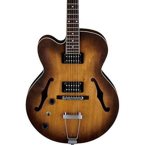 Ibanez AF55L Artcore Series Left-Handed Hollowbody Electric Guitar Flat Tobacco