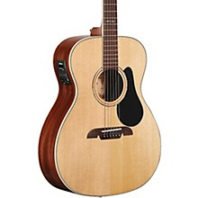 Alvarez AF60E Artist Folk Solid Top Acoustic-Electric Guitar