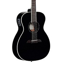 Open BoxAlvarez AF610EBK Folk Acoustic-Electric Guitar