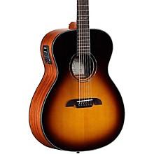 Open BoxAlvarez AF610ESB Folk Acoustic-Electric Guitar