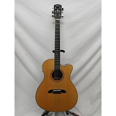 Alvarez AFH600CE Acoustic Electric Guitar