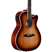 Alvarez AFH600CESHB OM/Folk Cutaway Acoustic-Electric Guitar