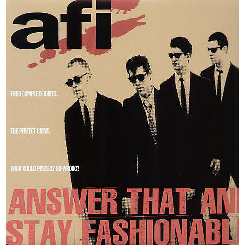 Alliance AFI - Answer That and Stay Fashionable