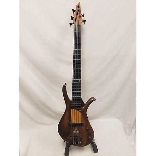 Ibanez AFR5 Electric Bass Guitar Natural