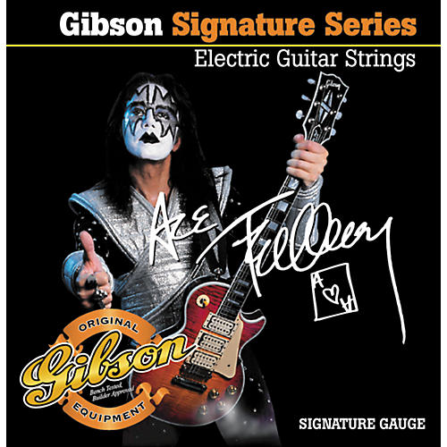 Gibson AFS Ace Frehley Signature Electric Guitar Strings