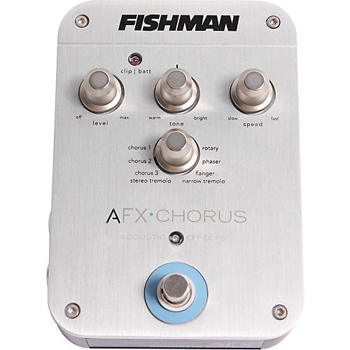 Fishman AFX Chorus Guitar Effects Pedal