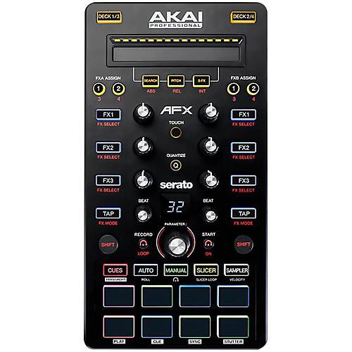 Akai Professional AFX Controller for Advanced Serato DJ Performance