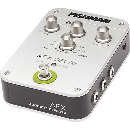 Fishman AFX Delay Guitar Effects Pedal