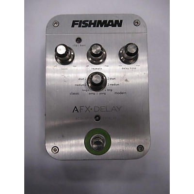 Fishman AFX-delay Effect Pedal