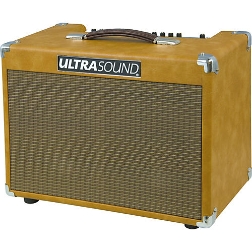 Ultrasound AG-50DS3 2-Channel Stereo Acoustic Guitar Amp
