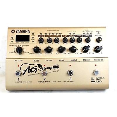 Yamaha AG Stomp Effect Processor