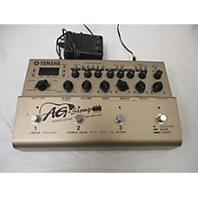 Yamaha AG Stomp Effect Processor
