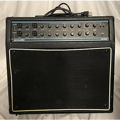 Acoustic AG120S 120W 2X8 Acoustic Guitar Combo Amp