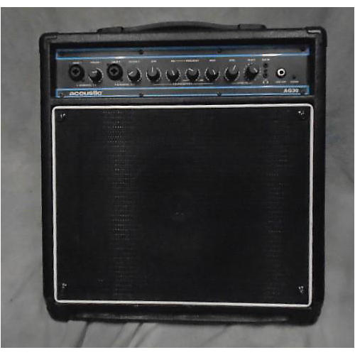 AG30 30W 1X8 Acoustic Guitar Combo Amp