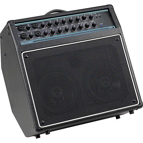 acoustic ag60 60w 2x8 acoustic guitar combo amp musician 39 s friend. Black Bedroom Furniture Sets. Home Design Ideas
