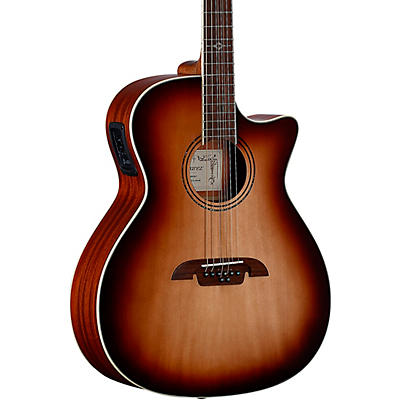 Alvarez AG60CE8 Artist Grand Auditorium 8 String Acoustic-Electric Guitar