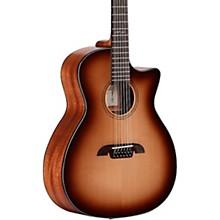 Open BoxAlvarez AG610CE-12SHB Artist Grand Auditorium Acoustic-Electric Guitar