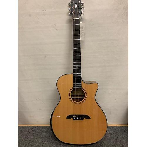 AG610CEARB Armrest Grand Auditorium Acoustic Electric Guitar