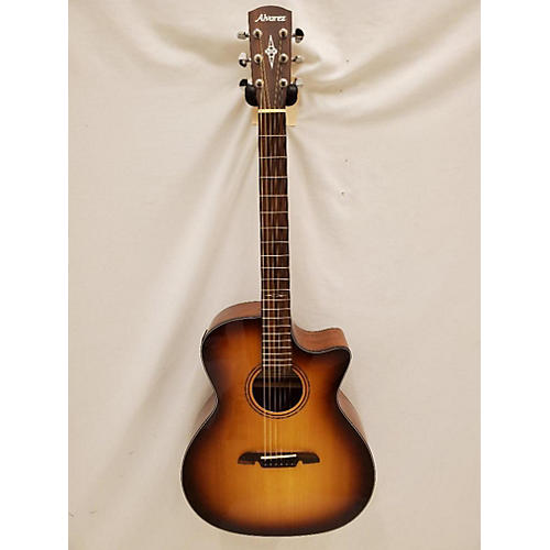 AG610CESHB Acoustic Electric Guitar