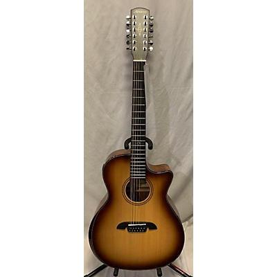 Alvarez AG610EC 12 String Acoustic Electric Guitar