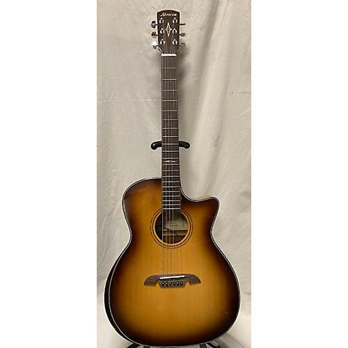 AG61CEARSHB Acoustic Electric Guitar