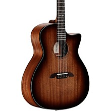 Alvarez AG660CE-SHB Artist Grand Auditorium Acoustic-Electric Guitar With Cutaway