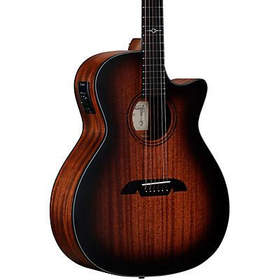 Alvarez AG660SCE Artist Series Grand Auditorium Acoustic-Electric Guitar