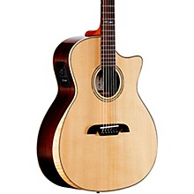 Open Box Alvarez AG70WCEAR Artist Series Grand Auditorium Acoustic Electric w/Cutaway & Armrest