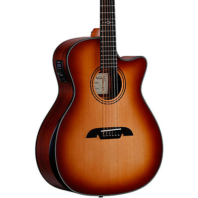 Alvarez AG710CEAR Artist Series Grand Auditorium Acoustic-Electric Guitar