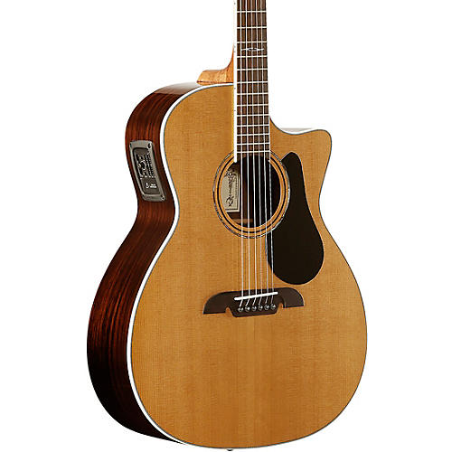 Alvarez AG75WCE Artist Series Grand Auditorium Acoustic-Electric Guitar