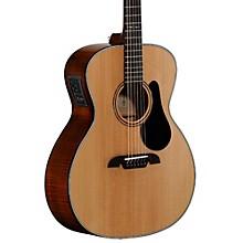 Open BoxAlvarez AG80EFM Grand Auditorium Acoustic-Electric Guitar