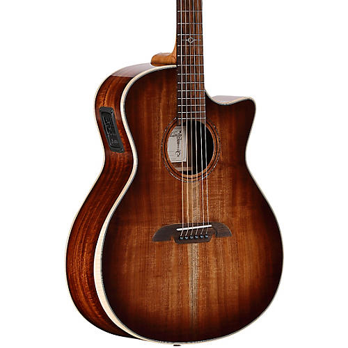 Alvarez AGA99CEARSHB Artist Elite Grand Auditorium Acoustic-Electric Guitar