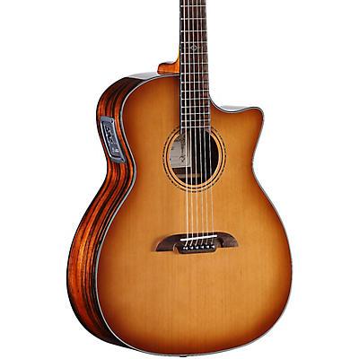 Alvarez AGE95CESHB Artist Elite Grand Auditorium Acoustic-Electric Guitar