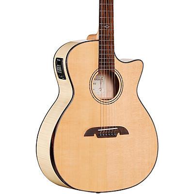 Alvarez AGFM810CEAR Artist Elite Grand Auditorium Acoustic-Electric Guitar