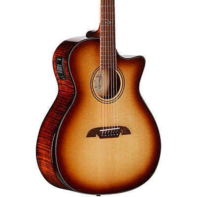 Alvarez AGFM810CEAR Artist Elite Grand Auditorium Acoustic-Electric Guitar