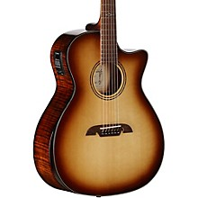 Alvarez AGFM810CEAR Artist Elite Shadowburst Grand Auditorium Acoustic-Electric Guitar