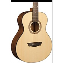 Washburn AGM5K Apprentice Series G-Mini Acoustic Guitar