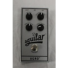 Aguilar AGRO Overdrive Bass Effect Pedal