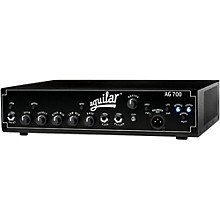 Open Box Aguilar AG700 700W Bass Amp Head