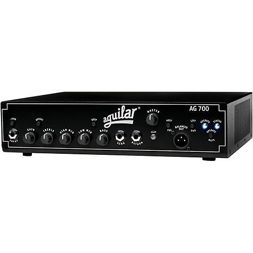 Aguilar AG700 700W Bass Amp Head Condition 1 - Mint