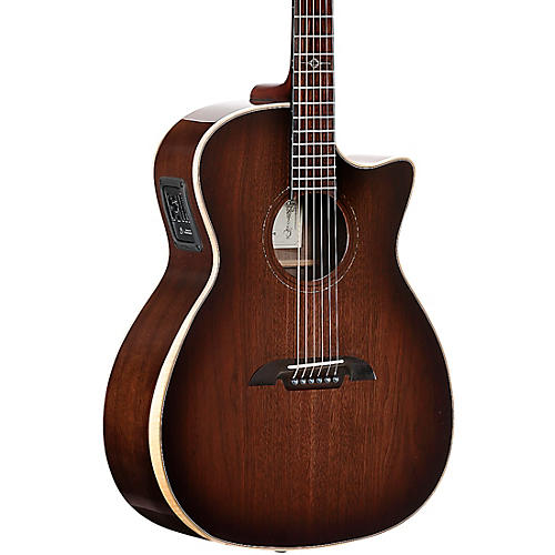 AGW77CEARSHB Artist Elite Grand Auditorium Acoustic-Electric Guitar
