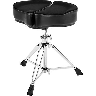Ahead AHEAD SPGBL3 SPINAL G DRUM THRONE RED CLOTH TOP/BLK SIDES 18IN