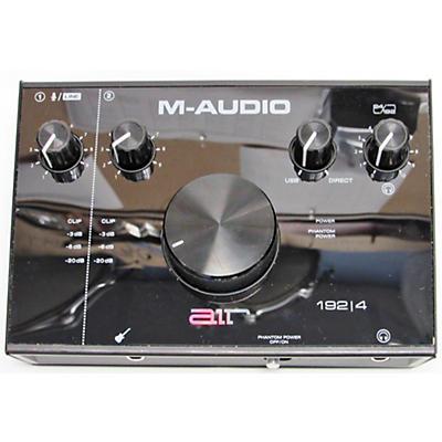 M-Audio AIR 192/4 Audio Interface