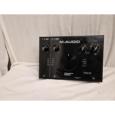 M-Audio AIR 192/6 Audio Interface