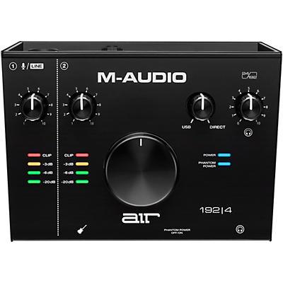 M-Audio AIR 192 4 USB C Audio Interface