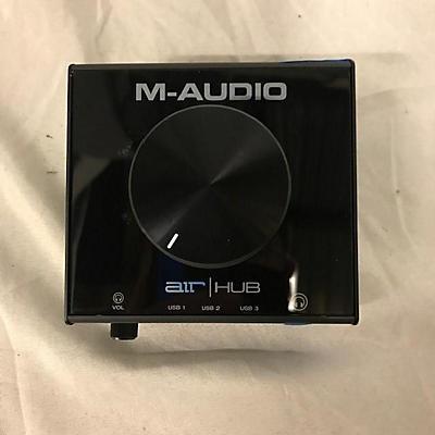 M-Audio AIR HUB MIDI Interface