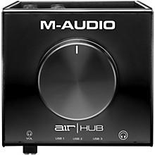 Open BoxM-Audio AIR| Hub 3-Port USB Monitoring Interface