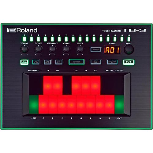 AIRA TB-3 Touch Bassline